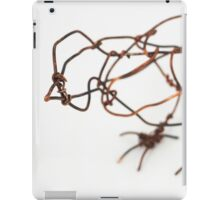 Copper Sparrow iPad Case/Skin