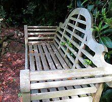 Thomas Hardy's Seat by BlueMoonRose