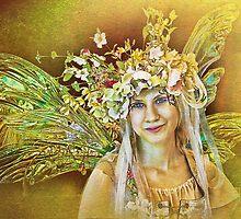 Hillsboro Spring Fairy by Samuel Vega
