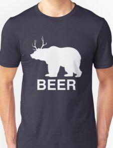 Beer Bear Unisex T-Shirt