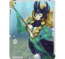 Deepsea Mermaid iPad Case/Skin