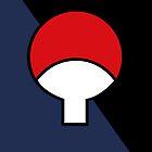 Naruto - Uchiha clan symbol by Mixposters