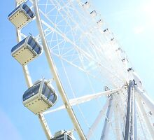 Ferris Wheel - Colour by Kylee Cole