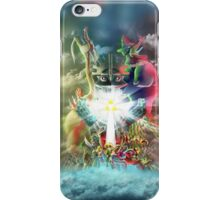 On the Wind's Breath -Wide- iPhone Case/Skin