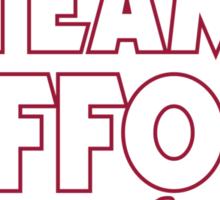 Team Suffolk Sticker