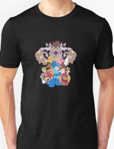 Nintendo Collage  Unisex T-Shirt