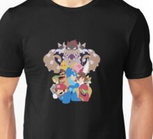 Nintendo Collage  Unisex T-Shirt