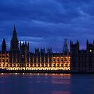 Westminster - LONDON by fernblacker