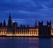 Westminster - LONDON by fernblacker