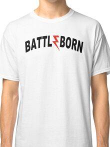 THE KILLERS white BATTLEBORN Logo Classic T-Shirt