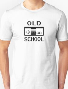 Old School Nintendo Video Game Wii Funny T-Shirt
