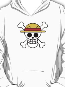 One Piece Cool Skull T-Shirt