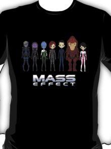 Mass Effect Cartoon - Jane Shepard T-Shirt