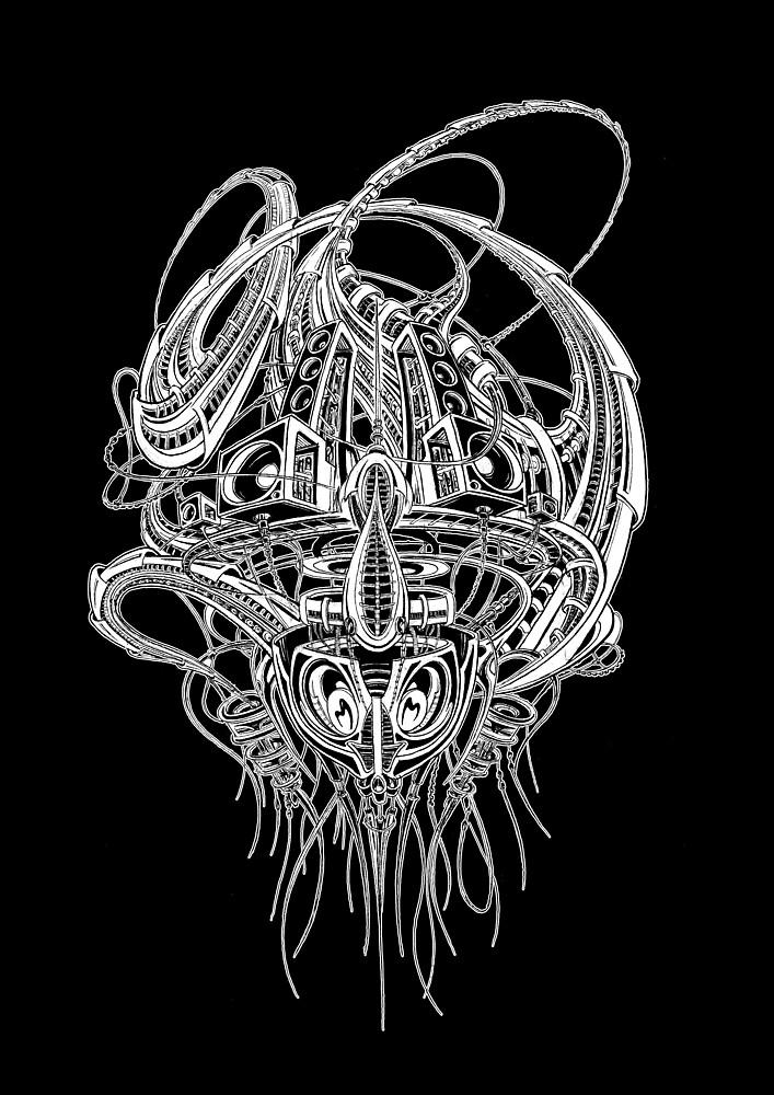 Revolver by Darren Wescombe