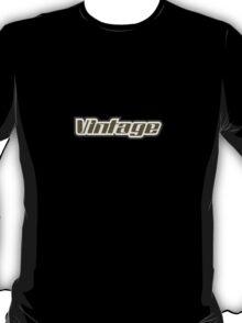 Vintage — Smooth Ride T-Shirt