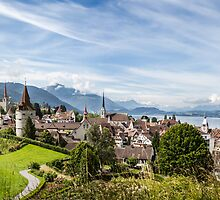 City of Zug (Central Switzerland) by visualspectrum