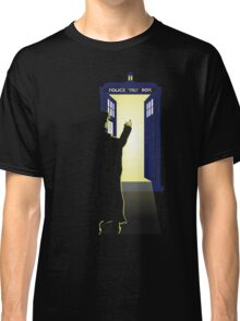 Just a Snap of His Fingers Classic T-Shirt
