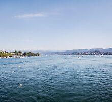 Lake Zurich by visualspectrum