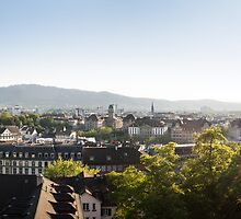 City of Zurich (Zürich) by visualspectrum