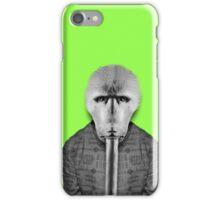 Monkey Face iPhone Cover iPhone Case/Skin