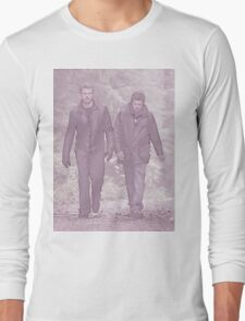 McDreamy and McSteamy Long Sleeve T-Shirt