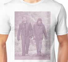 McDreamy and McSteamy Unisex T-Shirt