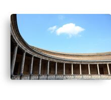 sway of history Canvas Print