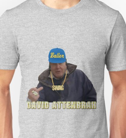 David AttenBRAH Unisex T-Shirt