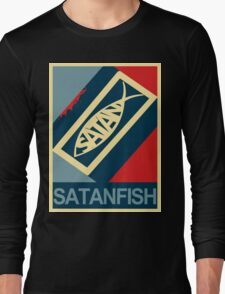 SATANFISH 1.0  Long Sleeve T-Shirt