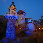 Little Mermaid's Castle by CrazyAmazing