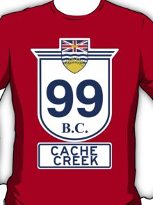 BC 99 - Cache Creek T-Shirt