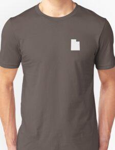 Utah Over Heart T-Shirt
