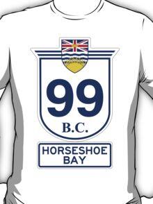 BC 99 - Horseshoe Bay T-Shirt