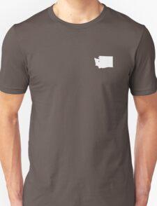 Washington Over Heart T-Shirt