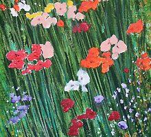 The Spring Garden by Barbara Wogan-Provo