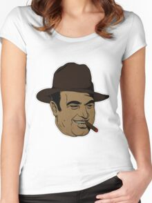 Scarface Women's Fitted Scoop T-Shirt