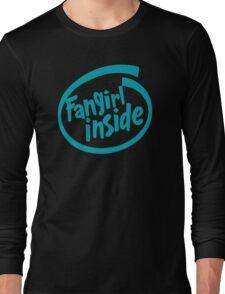 Fangirl Inside Long Sleeve T-Shirt