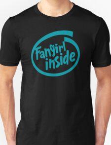 Fangirl Inside Unisex T-Shirt