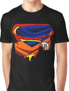 Super Who? Goku  Graphic T-Shirt