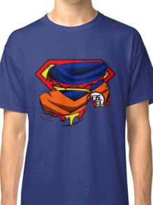 Super Who? Goku  Classic T-Shirt