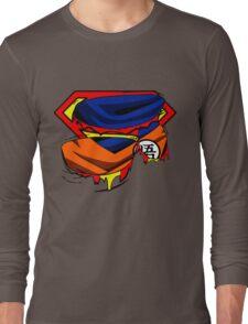 Super Who? Goku  Long Sleeve T-Shirt