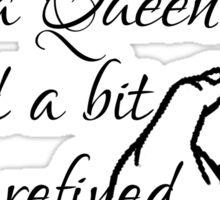 Regina Mills Queen Sticker