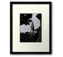 Architecture 5 Framed Print