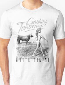 Crashing Tomorrow 'White Bikini' T-Shirt (White) T-Shirt