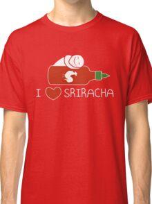 Sriracha Hot Sauce T-Shirt Tee  Classic T-Shirt