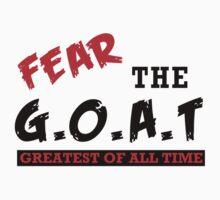 The GOAT Greatest of All Time Basketball Baseball Football  by porsandi