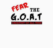 The GOAT Greatest of All Time Basketball Baseball Football  Unisex T-Shirt