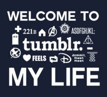 Welcome to the Fangirl Life T-Shirt