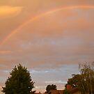 Rainbow in the Sunset by seeya