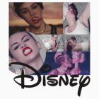 Miley Cyrus - Disney (v2) by chadgraphix